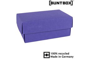 BUNTBOX FOLDING BOXES ROYAL